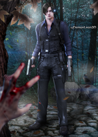 DSO - Leon S. Kennedy by DemonLeon3D