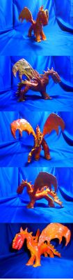 Dragon [Clay] (Done) [V.2] by speeddy