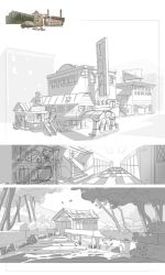 Gumshoes 4 Hire backgrounds by cheeks-74