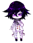 Kokichi Ouma [Fan Art] [Commission] by Rinnn-Crft
