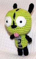 Amigurumi GIR by TheSeaKnight