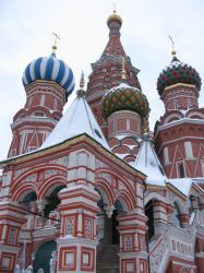 The Cathedral of Vasily the Blessed by 4ajka