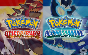 Pokemon ORAS Screensaver by harikenn
