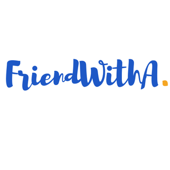 Friend with a by Friendwitha