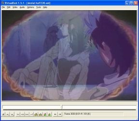 Mixing anime and stills by Arigatoumina