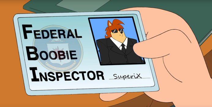 Federal Boobie Inspector by XSuperiX