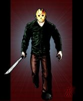 Jason Is Out There... by MisterWayne87