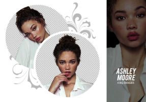 PNG Pack 01 | Ashley Moore by lottesgraphics
