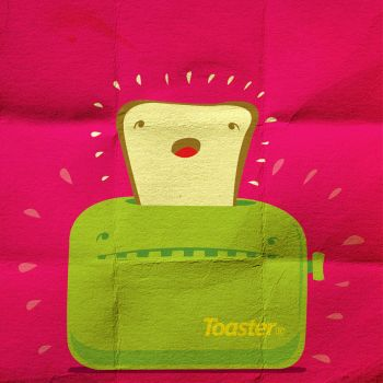 Toaster by Japah