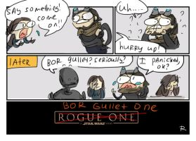 Rogue One, 20 by Ayej