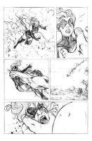 Page 04 Pencilled by mikewilsonart