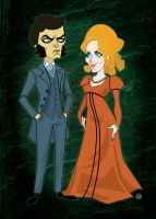 Quentin and Angelique by belledee