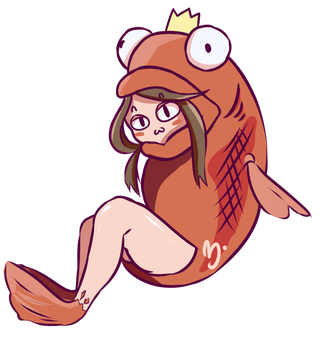 sexy fish by BerryKiss677