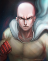 one punch by ragecndy