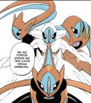 Deoxys forms by Gale-Kun