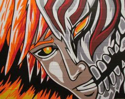 Bleach Duct Tape Art by DuctTapeDesigns