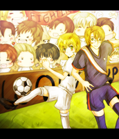 APH : Kick it by RuminE