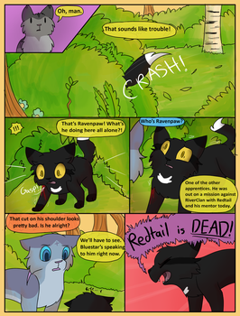 Warriors: Night and Fire Page 42 by Burrferns