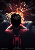 Amazing Spider-man by hobo95