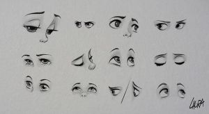 Disney eyes practice by dennia