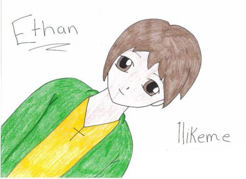 Request: 1likeme Ethan by Toboe217