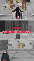 MMD Uchiha Hideout Stage (download) by DeiDAkassuno