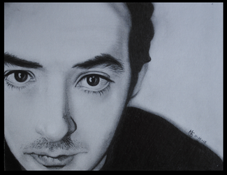 John Cusack by masterrussia
