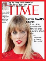 The New TIME Magazine by Scythena