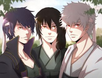 Gintama - Disciples by 7Repose