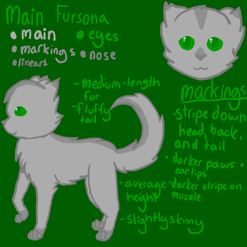 Willowlight Reference Sheet by unclaimed--username