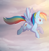 rainbowD by Amphleur-de-Lys