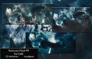  SPECIAL WATCHERS  Textures Pack #9 - So Cold by YuriBlack