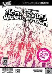 Sicotronica #3 Cover by Zigno