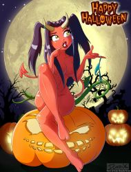 Succubus_Pin-Up-Halloween by Durane59