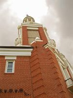 Church on a Stormy Day - Version 1 - Edited by DanielleDucrest