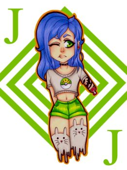 J by Aahlithee