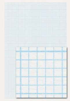 DeadCaL's Gigantic Graph Paper Small - Stock Image by deadcal
