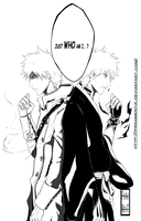 Bleach - Just who am I? by IFrAgMenTIx
