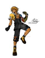 Tidus Original by MCAshe