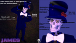 :How to make James for SFM (New version): by Laukku2000
