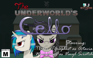 The Underworld's Cello Promo Poster V1 (Tribute) by TheOtakuGamingBrony