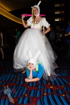 Fionna Squared by ChikiCosplay