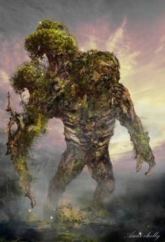 TREE Monster 2 by Amirchelly50