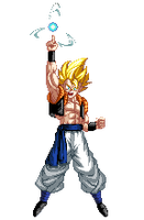 Super Gogeta! by Windi101
