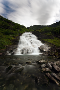 While Water Was Flowing by NicolasAlexanderOtto