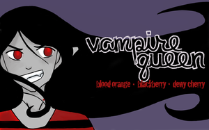 Vampire Queen by geek-i-licious