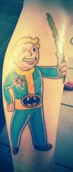 Ultimate Vault Boy by FantasyWench