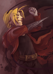 FMA: Come with us... by Anyarr