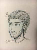 Troy Baker by Radioactive1713