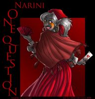 One Question - Narini by MiloNeuman